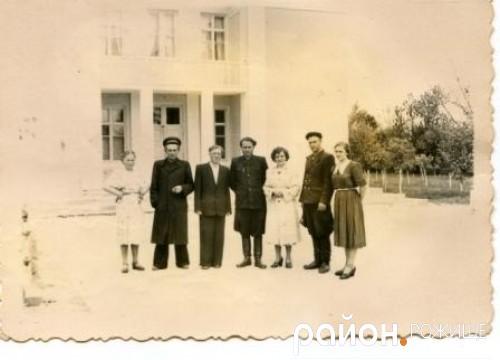 Колишній Будинок культури, нині - РД «Просвіта»