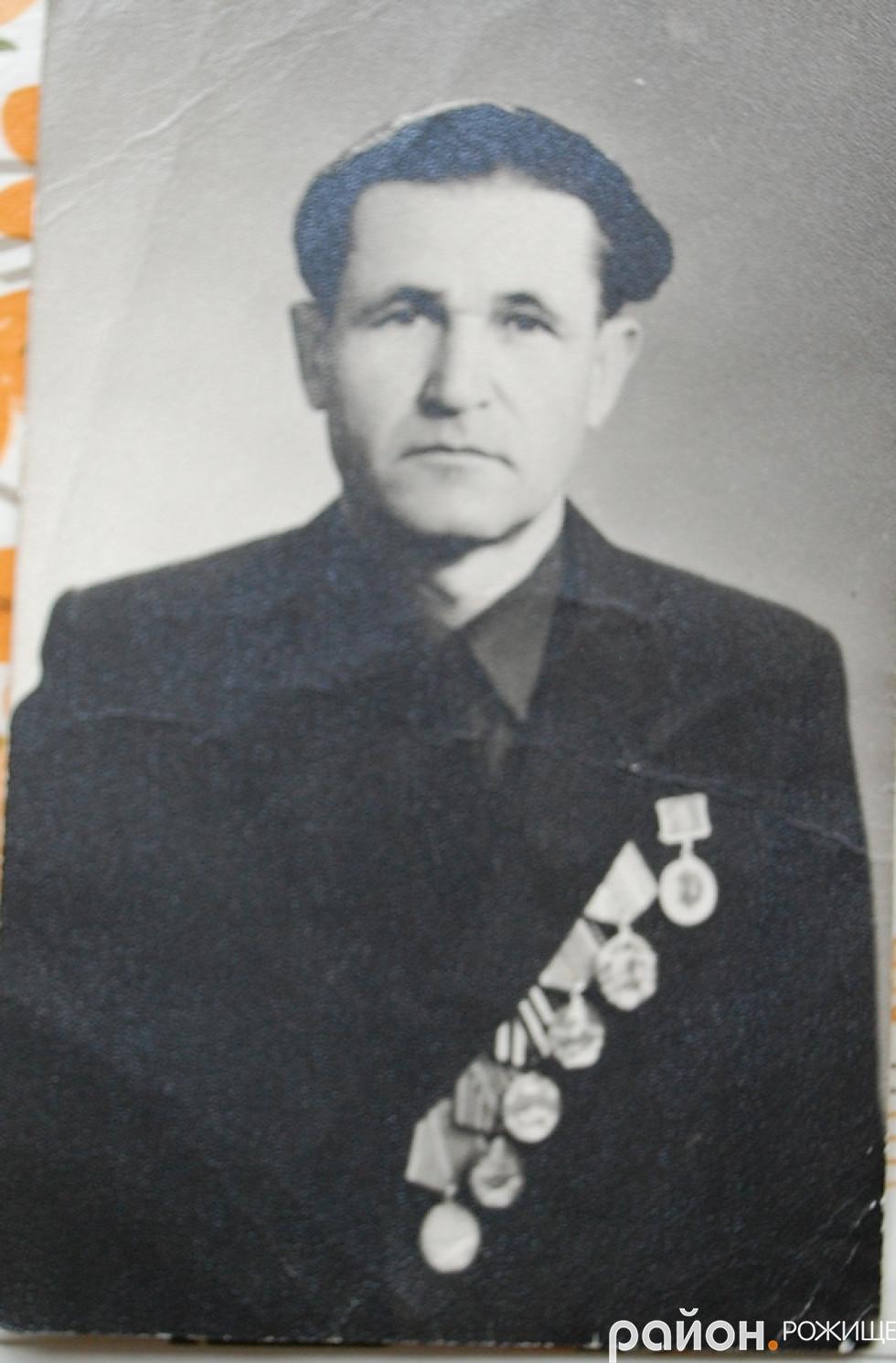 Григорій Давидович