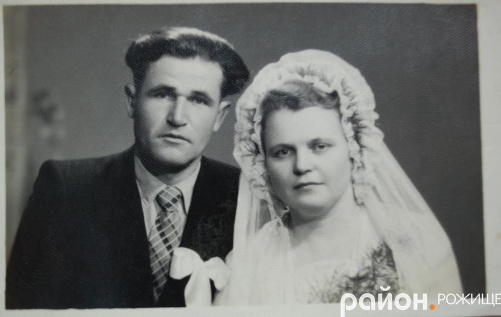 Подружжя Давидовичів