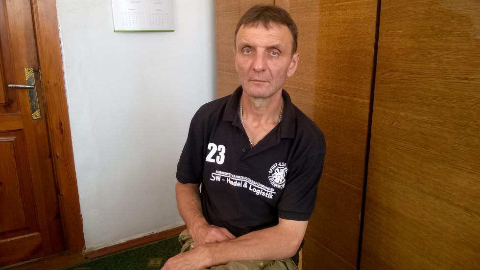 Керівник «Варти Громади» Леонід Войтюк