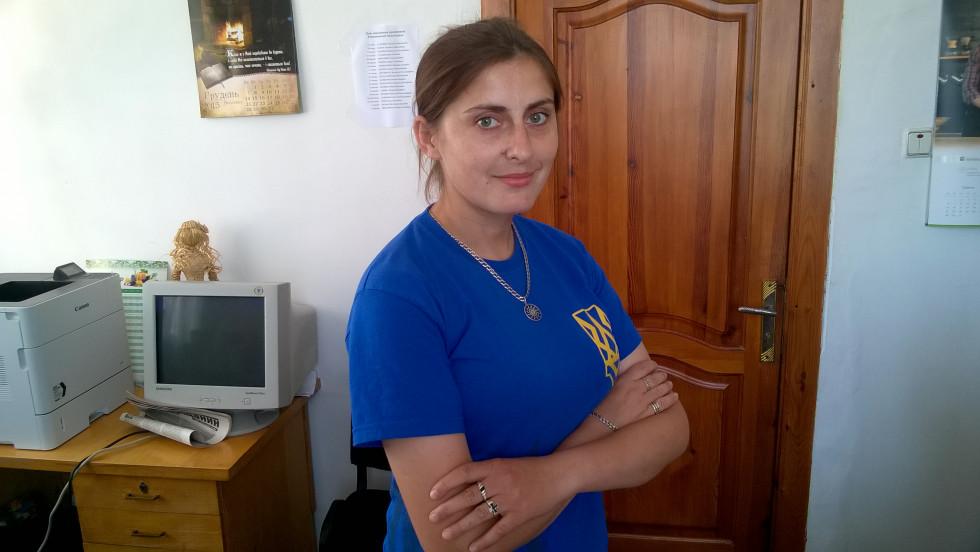 Заступник керівника «Варти Громади» Ірина Ющук