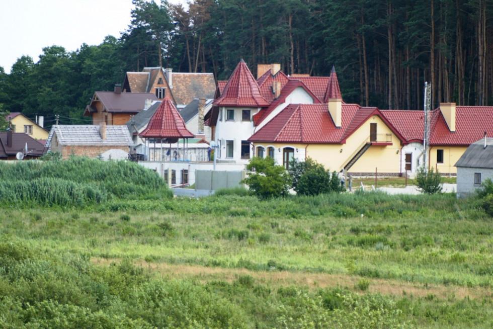 Маєток Володимира Гунчика у Копачівці