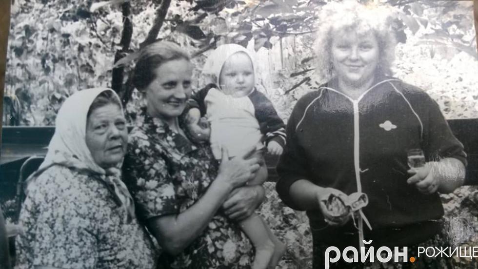 Фото з архіву Марії Черняк