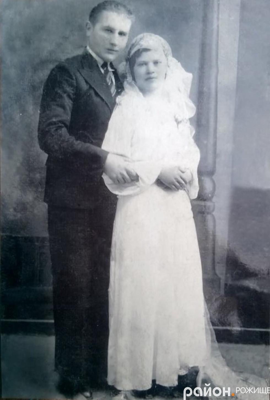 Марія та Іван Черняки