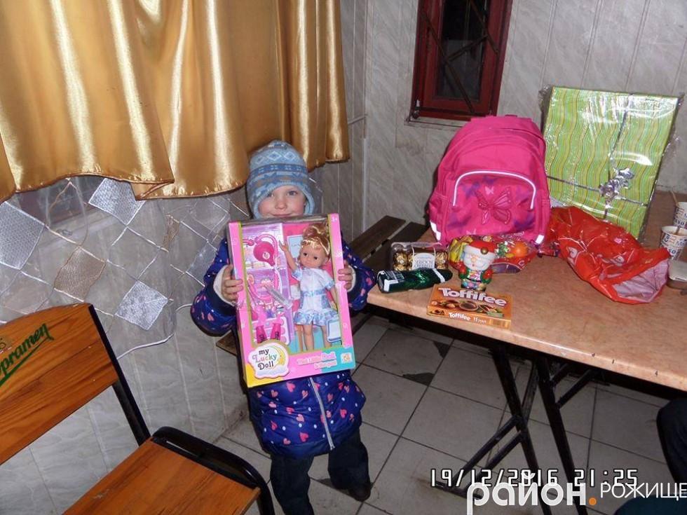 Щасливі очі дітей - це найкраща нагорода для Анастасії Стасюк