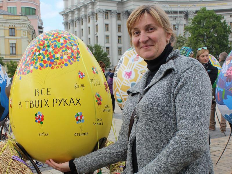 Депутатка Рожищенської міської ради Тетяна Панасюк