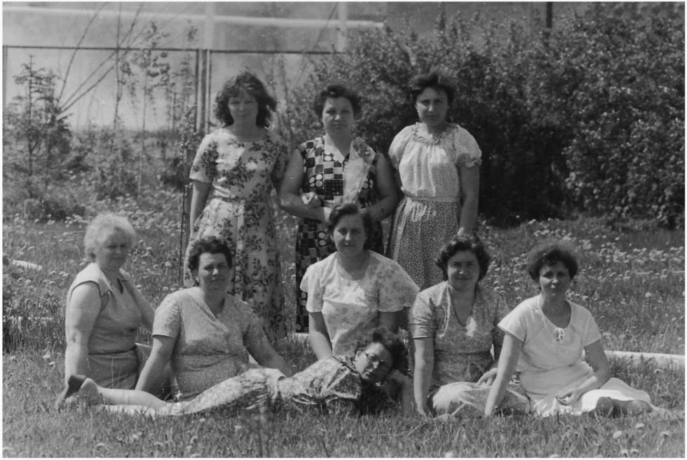 Жінки радянського Рожища вміли одягатися