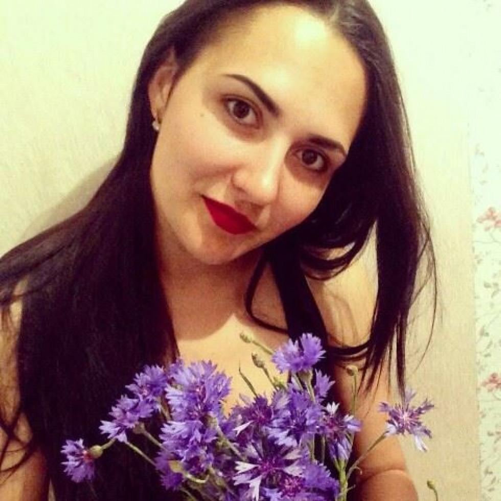 Директорка Рожищенського будинку дитячої творчості Оксана Максимюк