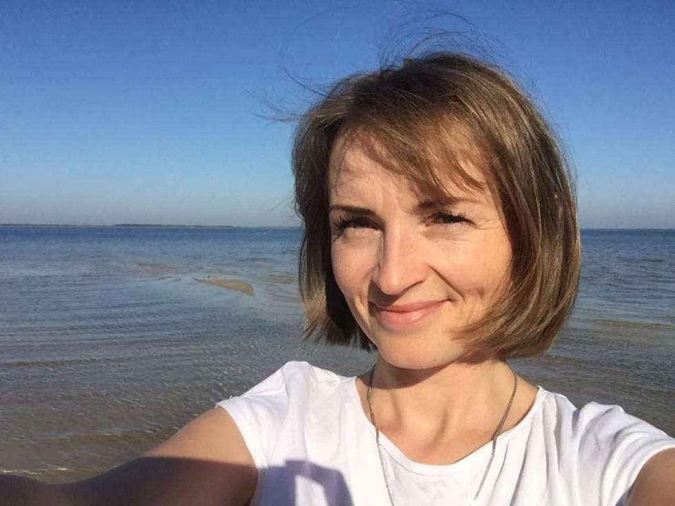 Журналістка центру журналістських розслідувань «Сила правди»Оксана Петрук