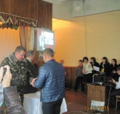 Під час фестивалю в Купичеві вшанували бійців АТО