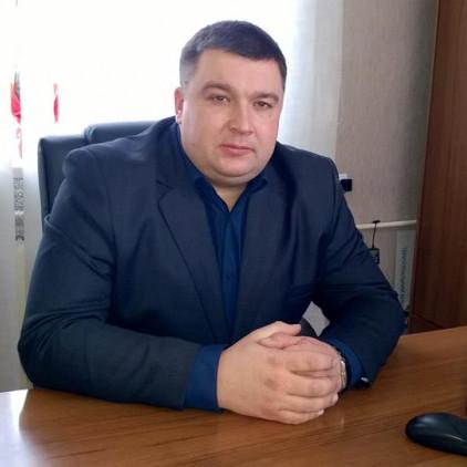 З повагою - Рожищенський міський голова В'ячеслав Поліщук