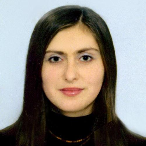 З повагою - керівник районного осередку Національний Корпус Ірина Ющук