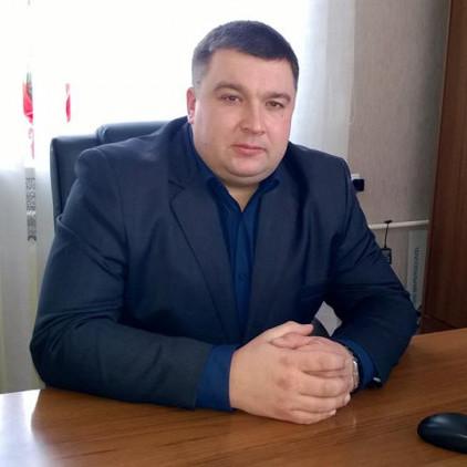 Міський голова В'ячеслав Поліщук